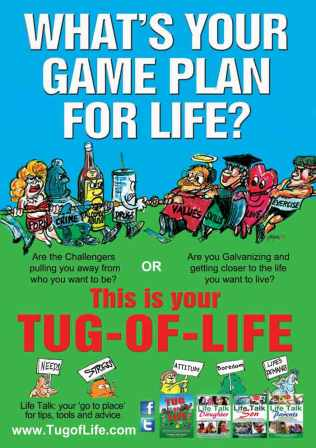 poster A - Game Plan
