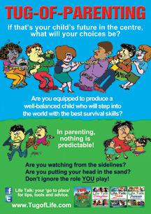 poster F - Parenting
